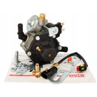 Редуктор STAG R02 EL (с встроенным клапаном ) (до 136 л.с.) для систем впрыска