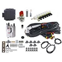 Мини-комплект BRC Sequent Plug&Drive для 6 цил (до 400 л.с.)