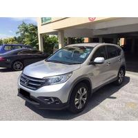 Комплект ГБО на Honda CR-V 2.4 2014 рік(KME, KME Silver, Barracuda)