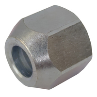 Гайка D8 накидна (сталь) резьба G1/4