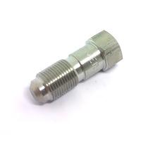 Заглушка D 6 М12х1, (сталь) прорезная