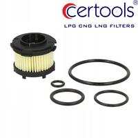 Фильтр Brc ET98 MY07 (Certools) в газовый клапан (d:38/h:27) +Oring