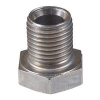 Гайка D8 (сталь) наруж. резьба М14